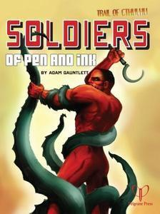 Trail of Cthulhu: Soldiers of Pen and Ink + complimentary PDF