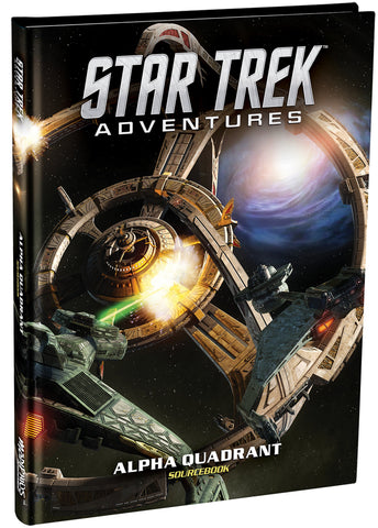 Star Trek Adventures: Alpha Quadrant Sourcebook + complimentary PDF