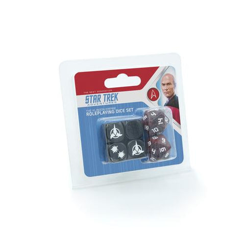 Star Trek Adventures: Klingon Dice Set