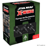 Star Wars X-Wing: Fugitives and Collaborators Squadron Pack - pre-order (expected 26 March 2021)