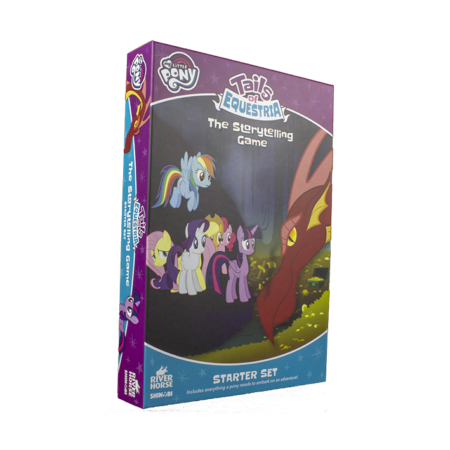 Tails of Equestria Starter Set My Little Pony RPG (MLP) - Reduced price*
