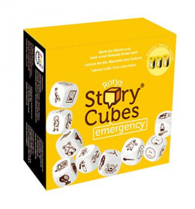 Rory's Story Cubes® Emergency