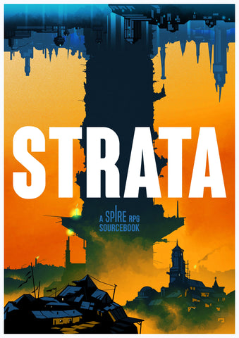 Spire: Strata Sourcebook + complimentary PDF