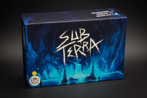 Sub Terra Collector's Edition (expected in stock on 17th February)