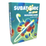 Subatomic: An Atom Building Game 2nd Edition - pre-order (expected January 2020)