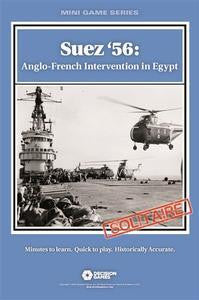 Mini Game Series: Suez '56 - Anglo-French Intervention
