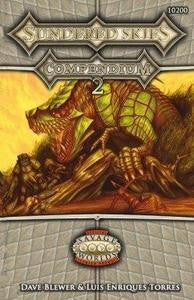 Savage Worlds Sundered Skies: Compendium 2
