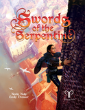Swords of the Serpentine RPG + complimentary PDF - pre-order