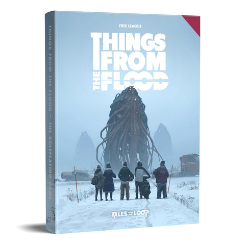 Things from the Flood + complimentary PDF