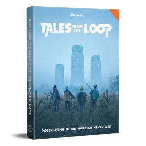Tales From The Loop + complimentary PDF