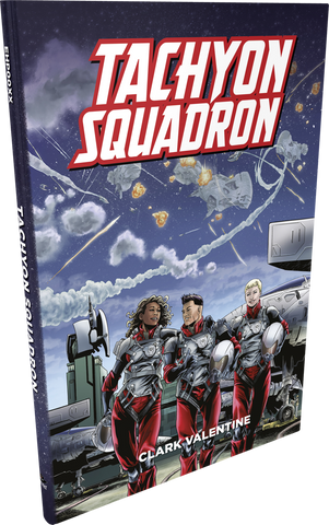 Tachyon Squadron Fate RPG Supplement + complimentary PDF