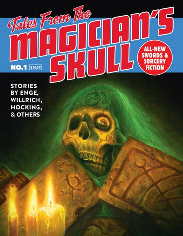Tales From the Magician's Skull – No. 1