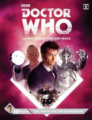 Doctor Who: Tenth Doctor Sourcebook + complimentary PDF