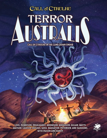 Call of Cthulhu: Terror Australis - 2nd Edition - Hardcover + complimentary PDF