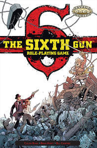 The Sixth Gun RPG (Savage Worlds, hardcover)