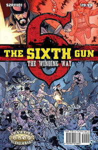 The Sixth Gun GM Screen & Winding Way Adventure