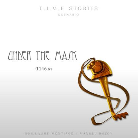 (T.I.M.E.) Time Stories: Under The Mask - Leisure Games