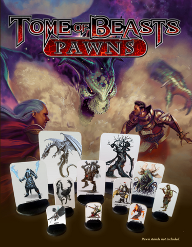 Tome of Beasts Pawns (D&D 5E)