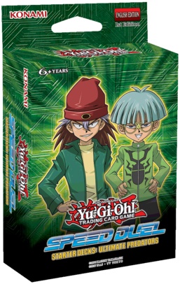 Yu-Gi-Oh! Speed Duel Starter Deck: Ultimate Predators