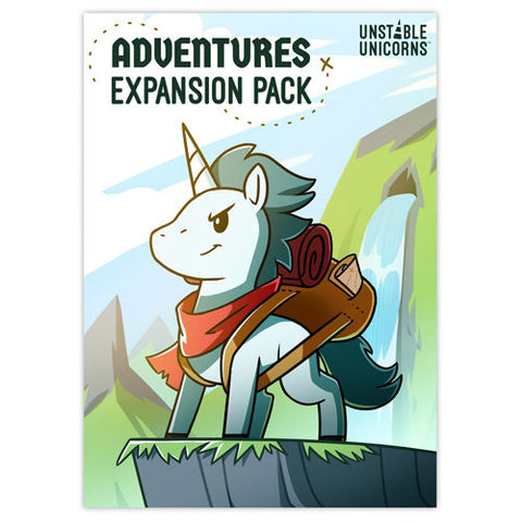 Unstable Unicorns: Adventure Expansion (expected in stock on 3rd November)