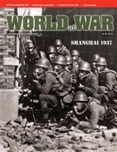 World at War Issue 42: Pacific Battles 3 - Shanghai '37
