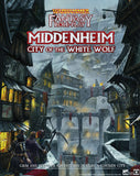 Warhammer Fantasy Roleplay: Middenheim: City of the White Wolf - pre-order (physical book expected Q2 2021; PDF available now)