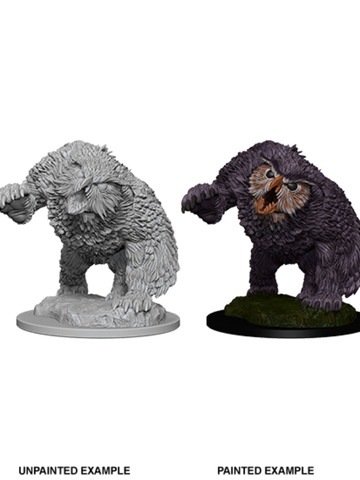 WZK90195 Owlbear - Nolzur's Marvelous Miniatures - pre-order (expected Q4 2020)