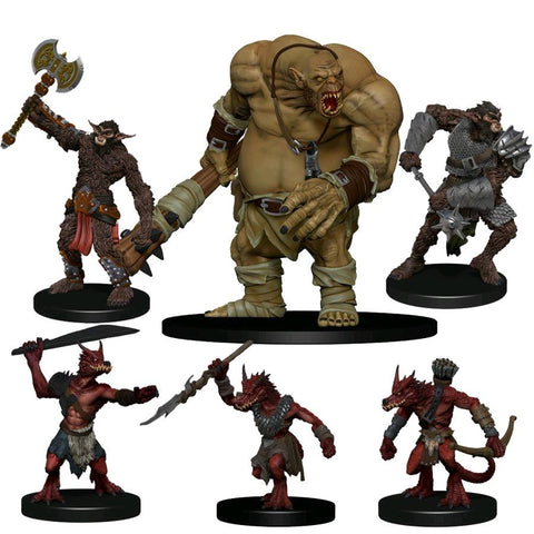 D&D Icons of the Realms: Monster Pack: Cave Defenders