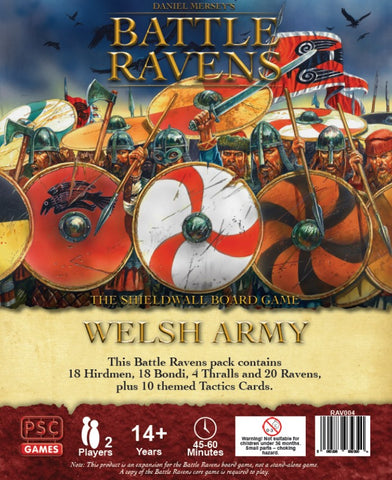 Battle Ravens: Welsh Army