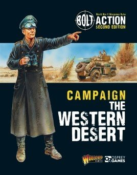 Bolt Action: Campaign - The Western Desert - Leisure Games