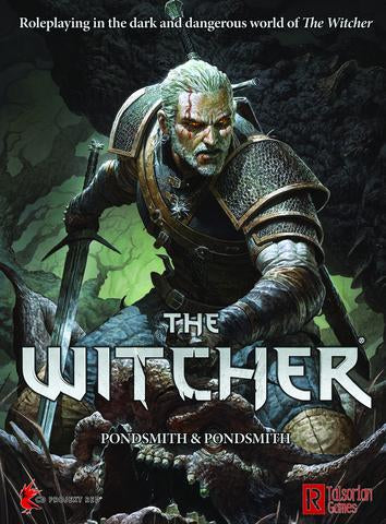 The Witcher RPG Core Rulebook (Second printing)