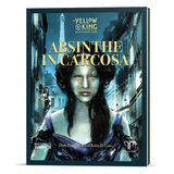 The Yellow King RPG: Absinthe in Carcosa sourcebook - pre-order