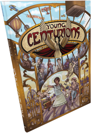 Young Centurions + complimentary PDF