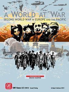 A World At War (2018, third printing) - Leisure Games