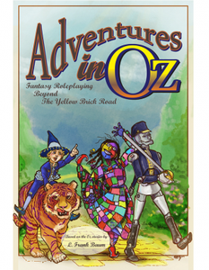 Adventures in Oz + complimentary PDF - Leisure Games