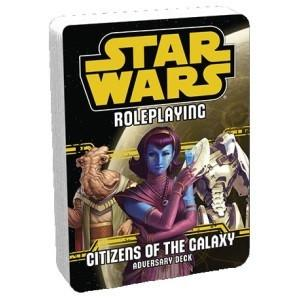 Star Wars RPG Adversary Deck: Citizens of the Galaxy