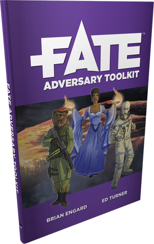 Fate: Adversary Toolkit + complimentary PDF