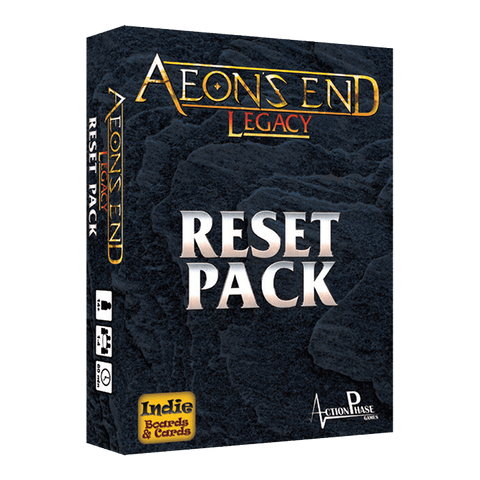 Aeon's End Legacy: Reset Pack