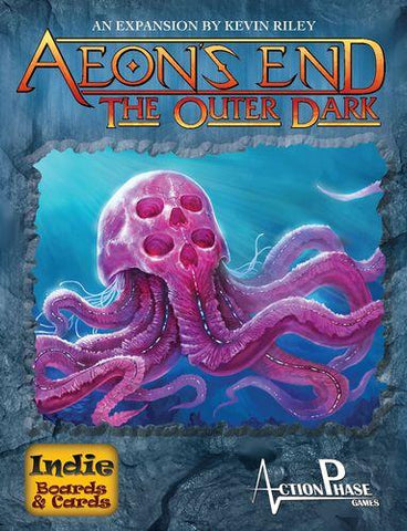 Aeon's End: The Outer Dark (expected in stock on 27th March)