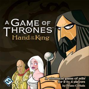 A Game of Thrones Hand of the King - Leisure Games