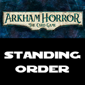 Arkham Horror : Living Card Game Standing Order - Leisure Games
