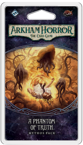 Arkham Horror: The Card Game - A Phantom of Truth - Leisure Games