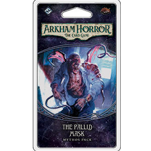 Arkham Horror The Card Game: The Pallid Mask Mythos Pack