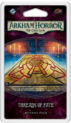 Arkham Horror The Card Game: Threads of Fate - Leisure Games
