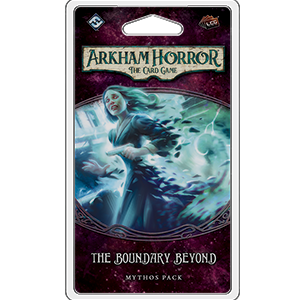 Arkham Horror The Card Game: The Boundary Beyond - Leisure Games