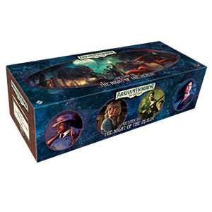 Arkham Horror The Card Game: Return to the Night of the Zealot (release date 28th June)