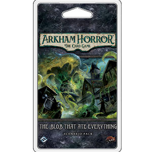Arkham Horror The Card Game: The Blob that Ate Everything (expected in stock on 7th July)