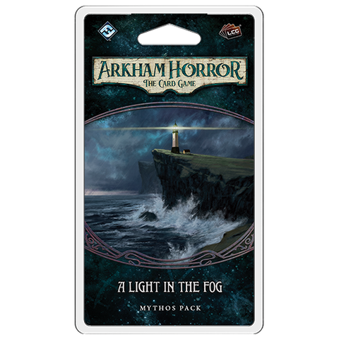 Arkham Horror the Card Game: A Light In The Fog- Mythos Pack