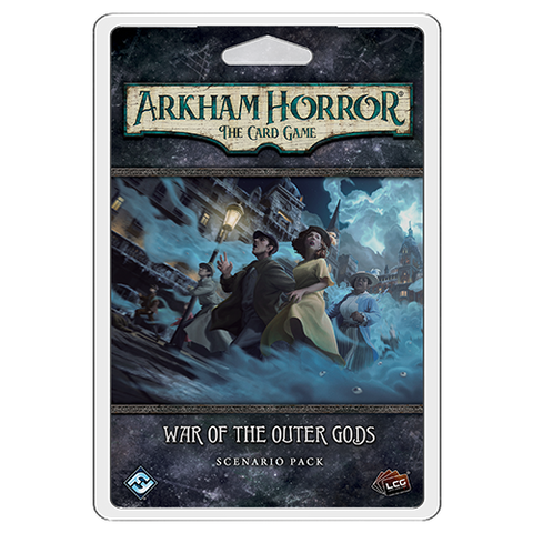Arkham Horror The Card Game: War Of The Outer Gods (release date 4th December)