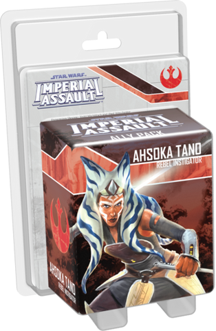 Star Wars Imperial Assault: Ahsoka Tano Ally Pack